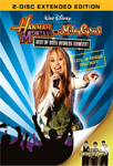 Hannah Montana & Miley Cyrus - Best Of Both Worlds Concert - Extended Edtition (DVD)