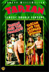 Tarzan And The Amazons / Tarzan And The Leopard Woman (DVD)