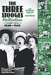 The Three Stooges Collection - Volume 3: 1940-1942 (DVD - SONE 1)