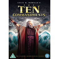 The Ten Commandments (UK-import) (DVD)