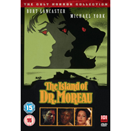 The Island Of Dr. Moreau (UK-import) (DVD)