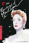 The Earrings Of Madam De... - Criterion Collection (DVD - SONE 1)