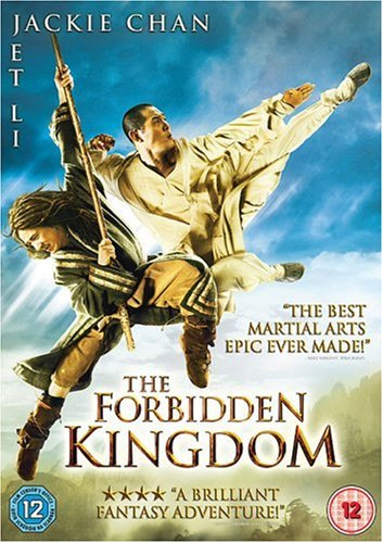 The Forbidden Kingdom (UK-import) (DVD)