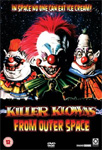 Killer Klowns From Outer Space (UK-import) (DVD)
