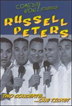 Russell Peters - Two Concerts, One Ticket (DVD - SONE 1)
