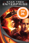 Produktbilde for Star Trek Enterprise - Sesong 1 (UK-import) (DVD)
