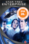Produktbilde for Star Trek Enterprise - Sesong 2 (UK-import) (DVD)