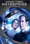 Star Trek Enterprise - Sesong 2 (UK-import) (DVD)