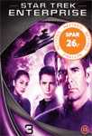 Produktbilde for Star Trek Enterprise - Sesong 3 (UK-import) (DVD)