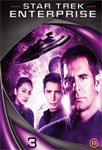 Star Trek Enterprise - Sesong 3 (UK-import) (DVD)