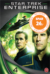 Produktbilde for Star Trek Enterprise - Sesong 4 (UK-import) (DVD)