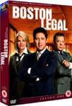 Boston Legal - Sesong 1 (UK-import) (DVD)