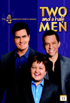 Two And A Half Men - Sesong 4 (DVD)