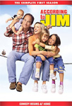 According To Jim - Sesong 1 (DVD - SONE 1)