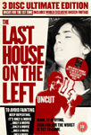 The Last House On The Left (UK-import) (DVD)