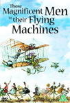 Produktbilde for Those Magnificent Men In Their Flying Machines (UK-import) (DVD)