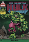 The Incredible Hulk - Sesong 1 Del 1 (DVD)