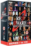 Red Dwarf - Just The Shows (UK-import) (DVD)