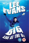 Lee Evans - Big: Live At The O2 (UK-import) (DVD)
