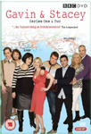 Gavin & Stacey - Serie 1 & 2 (UK-import) (DVD)