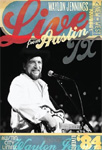 Waylon Jennings - Live From Austin, Tx 1984 (DVD)