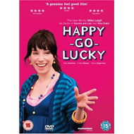 Happy-Go-Lucky (UK-import) (DVD)