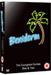 Benidorm - Sesong 1 & 2 (UK-import) (DVD)