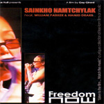 Sainkho Namtchylak - Freedom Now (DVD)