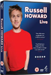 Russell Howard - Live (UK-import) (DVD)