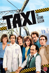 Taxi - Sesong 2 (DVD)