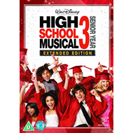 High School Musical 3: Senior Year - Extended Edition (UK-import) (DVD)