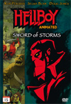 Hellboy - Sword Of Storms / Blood & Iron (UK-import) (DVD)