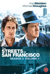 The Streets Of San Francisco - Sesong 2 Del 1 (DVD)