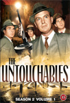 The Untouchables - Sesong 2 Del 1 (DVD)