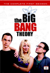 The Big Bang Theory - Sesong 1 (DVD)