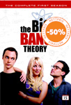 Produktbilde for The Big Bang Theory - Sesong 1 (DVD)