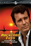 The Rockford Files - Sesong 6 (DVD - SONE 1)