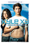 Kyle XY - Sesong 2 (DVD - SONE 1)
