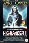 Highlander 2 - The Quickening (UK-import) (DVD)