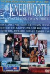 Live At The Knebworth Parts One, Two & Three (DVD)