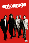 Entourage - Sesong 4 (UK-import) (DVD)