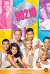 Beverly Hills 90210 - Sesong 6 (UK-import) (DVD)