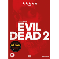 Evil Dead 2 (UK-import) (DVD)