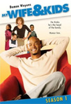 My Wife And Kids - Sesong 1 (DVD - SONE 1)