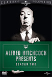 Alfred Hitchcock Presents - Sesong 2 (DVD)