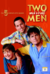 Two And A Half Men - Sesong 5 (DVD)