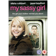 My Sassy Girl (UK-import) (DVD)