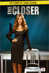 The Closer - Sesong 3 (DVD)