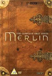 Merlin - Sesong 1 (UK-import) (DVD)