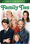 Family Ties - Sesong 5 (DVD - SONE 1)